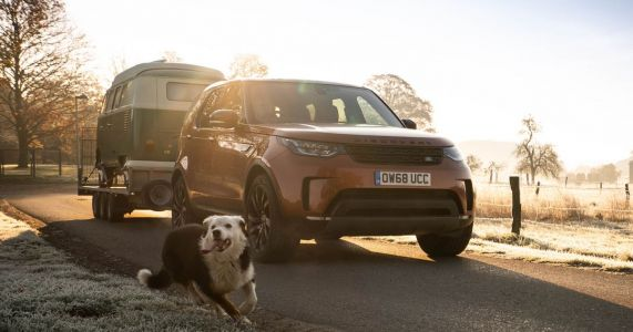 The Land Rover Discovery Is The King Of Hauling: End Of Conversation