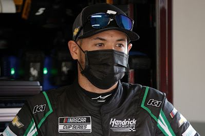 Kyle Larson is 16/1 to win on Daytona Road Course