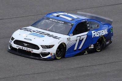 Chris Buescher a live play at 110/1 odds to win at Las Vegas