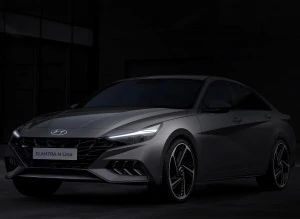 2021 Hyundai Elantra N Line Design Previewed In Renders Ahead Of Launch