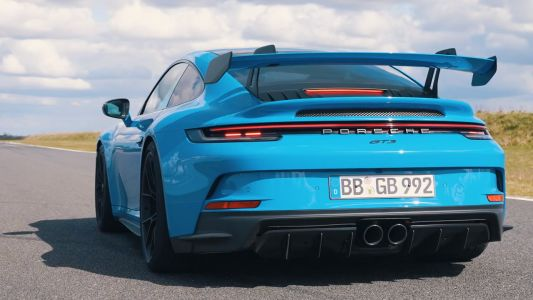 New Porsche 911 GT3 Hits 60 MPH in Just 2.8 Seconds