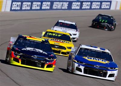 Chase Elliott is 8/1 to win 2020 Auto Club 400 at Fontana