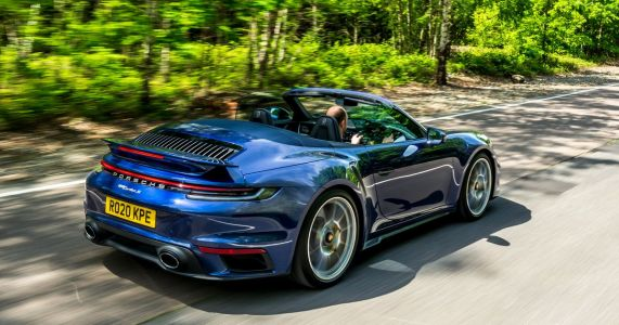992 Porsche 911 Turbo Review: Faster, Sharper, And More Excessive Than Ever