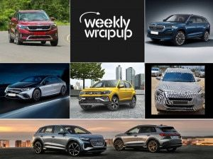 Top Car News India Volkswagen Taigun Interior Skoda Kodiaq Facelift Kia Seltos Petrol iMT Mercedes-Benz EQS Unveiled And More