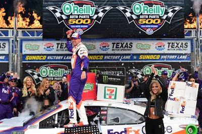 Odds to win 2019 AAA Texas 500 at Texas Motor Speedway