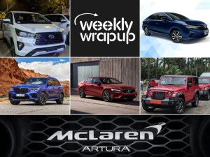 Top Car News India Toyota Innova Crysta Facelift And BMW X5 M Competition Launch Honda City Hybrid New-gen Volvo S60 Unveiling And Mahindra Thar 2020 Crash Test