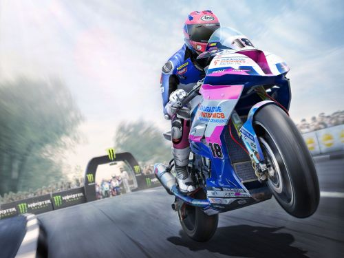 TT Isle Of Man-Ride On The Edge 2 Video Game For PlayStation, Xbox Photo Gallery