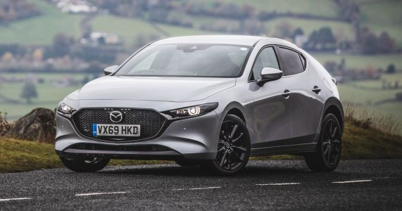 The Mazda 3 Is Getting Turbo Power, But Don't Expect A Golf GTI Rival