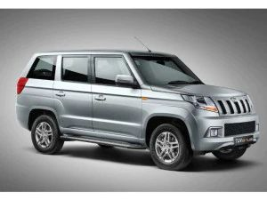 Mahindra TUV300 Plus Facelift Patent Image Leaked Likely To Launch Soon
