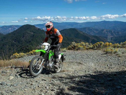 2020 Kawasaki KLX230, KLX230R, KLX300R First Ride Review
