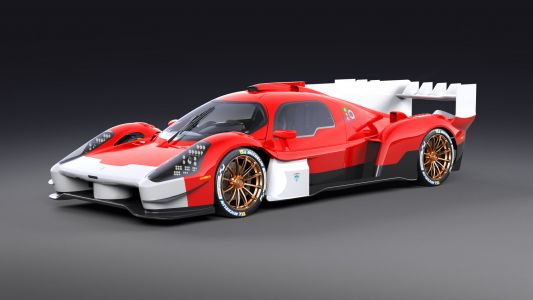 Road-Legal Glickenhaus 007S Revealed With Sub-6min Nürburgring Time