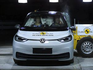 Volkswagen ID3 Electric Hatchback Gets A Full 5-Star Rating In Euro NCAP Crash Tests