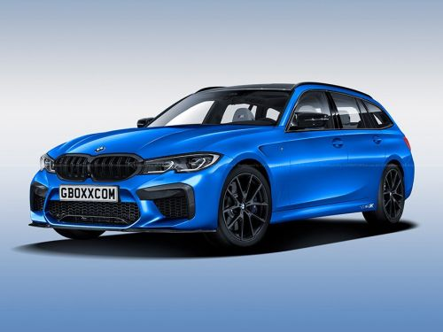 Could BMW Be Working On A M3 Touring?