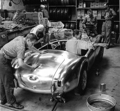 Factories at Work: Cobra