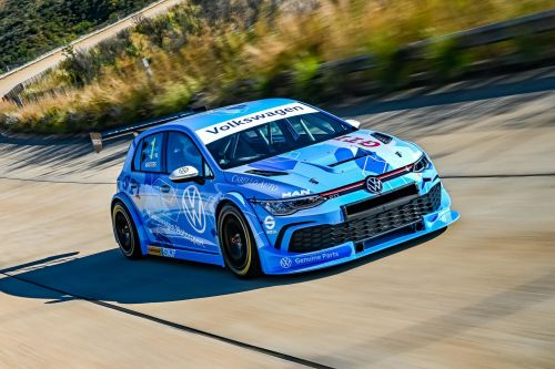 Volkswagen Motorsport South Africa Reveal New GTC Car Based On Golf 8 GTI