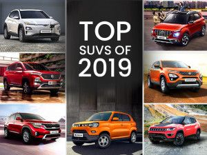 2019 In Review Top SUVs Hits And Misses Launched In India