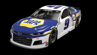 Chase Elliott is 14/1 to win 2020 Pennzoil 400 at Las Vegas