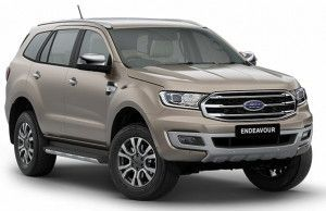 2020 Ford Endeavour BS6 SUV Launched In India At Rs 2955 Lakh Toyota Fortuner Rival Comes With New 20-litre Diesel Engine