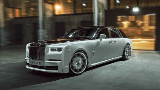 SPOFEC Gives New Rolls-Royce Phantom More Presence and Power