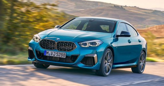 The BMW 2-Series Gran Coupe Is A FWD Niche-Filler
