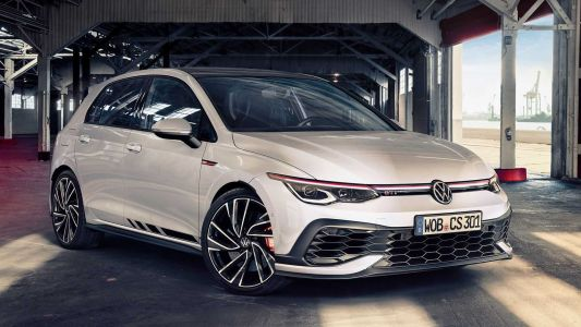 Volkswagen Golf GTI Clubsport Revealed Packing 296 HP , Not Coming To South Africa