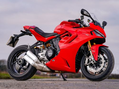2021 Ducati SuperSport 950 S First Ride Review