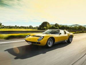 50 Years Of The Lamborghini Miura SV A Fitting Final Evolution To Arguably The Worlds First Supercar