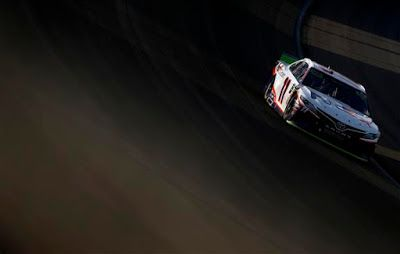 Points Leader Denny Hamlin looking to achieve a couple of firsts at Las Vegas
