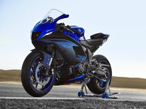 2022 Yamaha YZF-R7 Preview