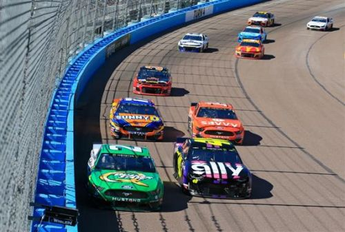Phoenix Raceway Track Facts: 2020 Fan Shield 500