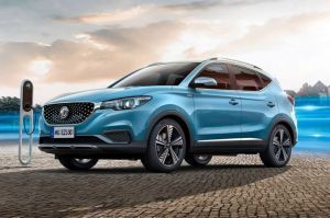 MG Motor To Unveil ZS Electric SUV In India On December 5