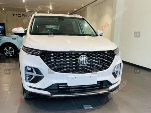 MG Hector Plus To Launch On July 13 Rivals Mahindra XUV500 Toyota Innova Crysta Tata Gravitas