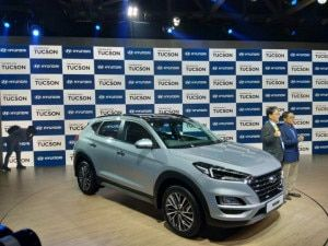 Hyundai Tucson Facelift Slated For India Launch On July 14