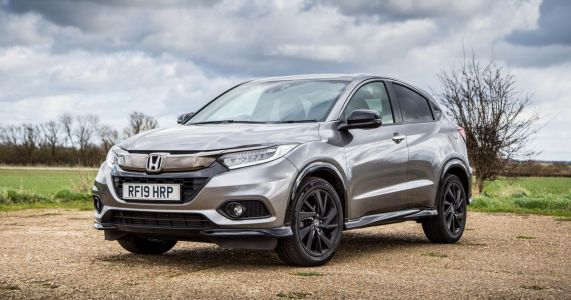 The Honda HR-V Sport Is Almost Like A Reincarnated EP3