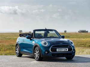 MINI Cooper Convertible Sidewalk Edition Launched Priced At Rs 449 Lakhs