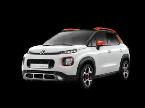 Upcoming Citroen Small SUV To Be A Petrol-only Offering