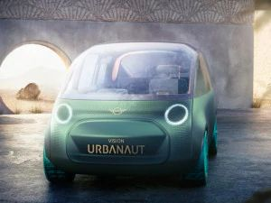 Mini Vision Urbanaut Electric Concept Unveiled
