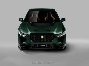 Jaguar I-Pace EV Based Lister SUV-E Concept Revealed
