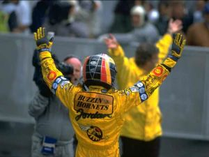 F1 Flashback The Year Heinz-Harald Frentzen And Jordan Nearly Achieved The Underdog Dream