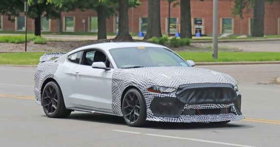 The New Ford Mustang Mach 1 Will Be A 5.0 Budget GT350