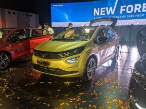 Tata Altroz Premium Hatchback Launched In India A Closer Look In Detailed Images