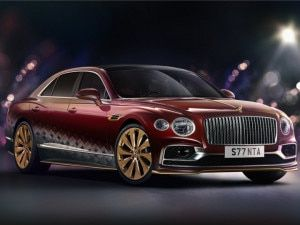 Bentley Flying Spur V8-based Reindeer Eight Is The Perfect Ride For Santa