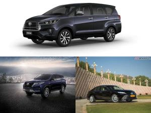 Toyota Hikes Prices Of Innova Crysta Fortuner And Camry