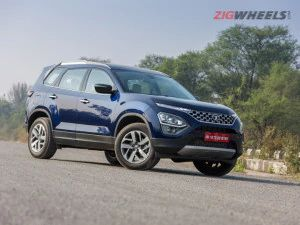 2021 Tata Safari SUV Launched At Rs 1469 Lakh Rivals The MG Hector Plus and Mahindra XUV500