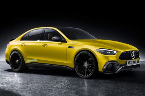 New Mercedes-AMG C63e To Get Hybrid and F1 Tech