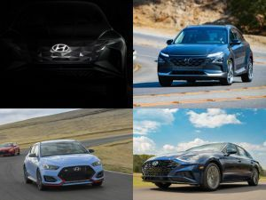 2019 LA Auto Show Preview Of Hyundai Cars Making Their Global And US Debut