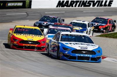 Odds to win 2019 First Data 500 at Martinsville