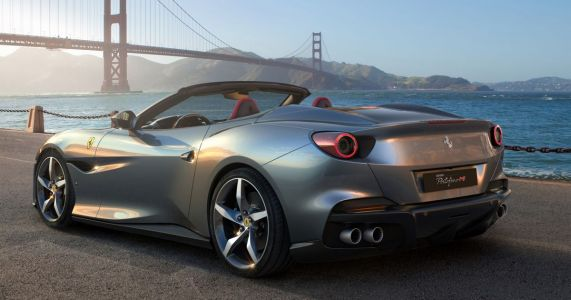 The Ferrari Portofino M Is Faster, Sharper And More Expensive