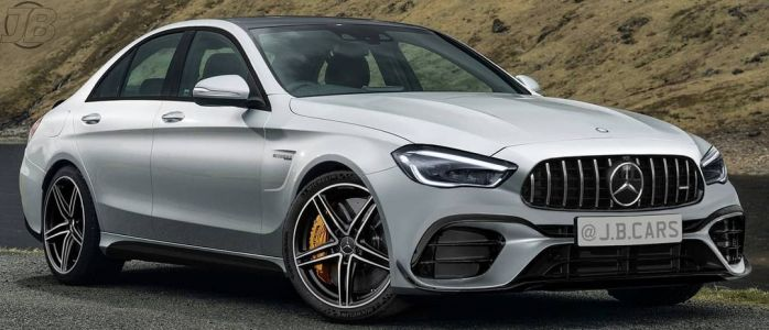 Why Mercedes-AMG Chose 4-Cylinder Engine For New C63