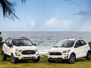 Ford Shuts Production In Brazil EcoSport Figo Thar-Like Troller T4 To Be Discontinued